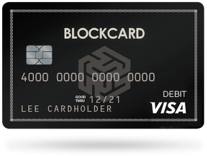 Spend your crypto anywhere with the Ternio Crypto Visa Card (USA)
