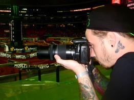MONSTER ENERGY PHOTOGRAPHY DAYS