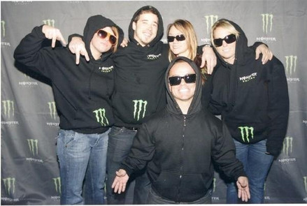 WEE MAN & THE MONSTER ENERGY ATL CREW