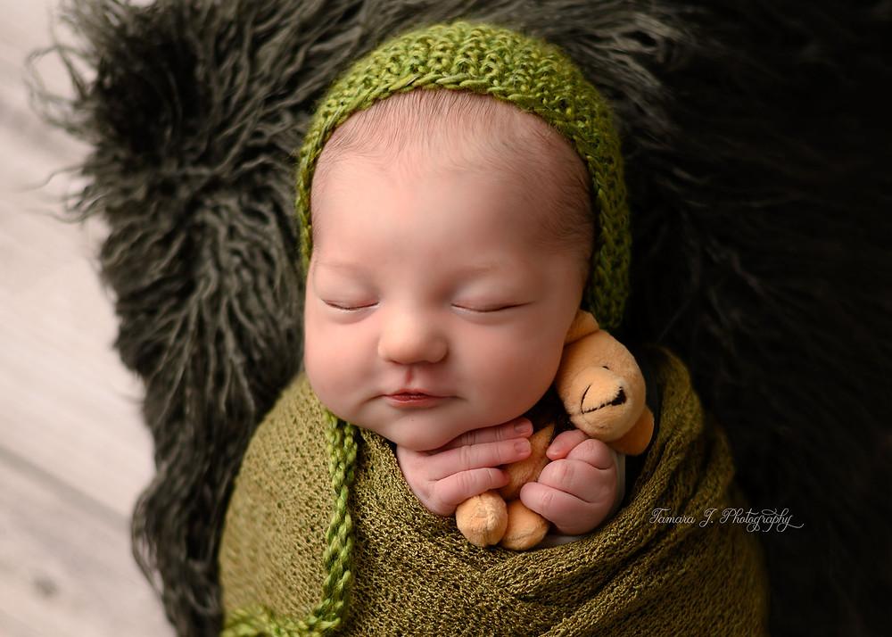Calgary Newborn Baby Photographer