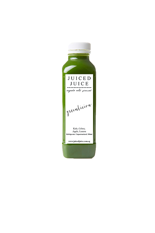 Greenlicious(Pack of 10 Bottles)