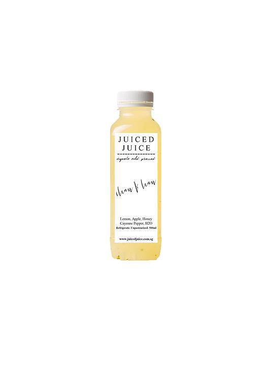 Clean & Lean (Pack of 10 Bottles)