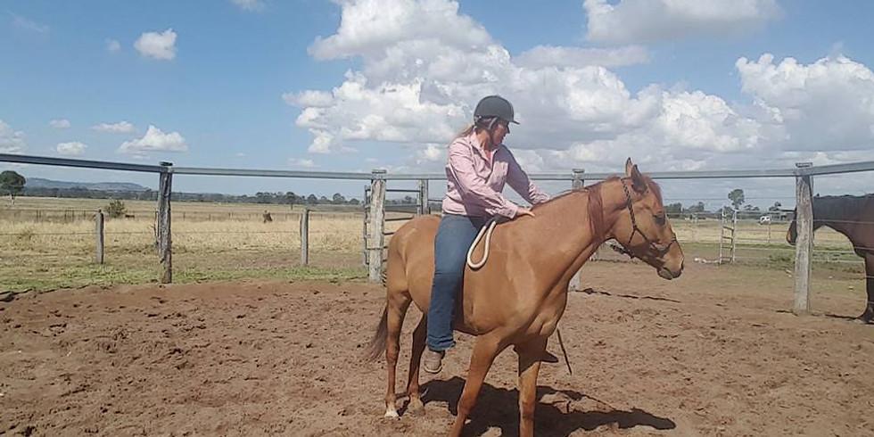 2 dayYoung Horse/Restart Prep Clinic