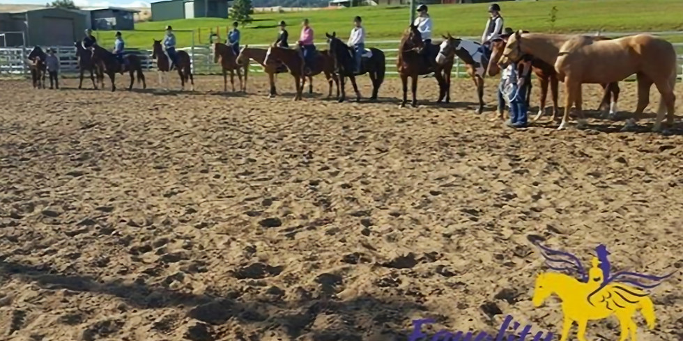 Connected, Calm, Confident Horsemanship