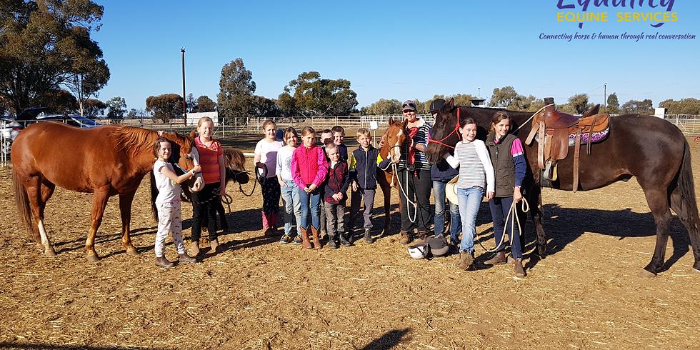 Horse Kids Club Fun Day- Sat 1st Sep