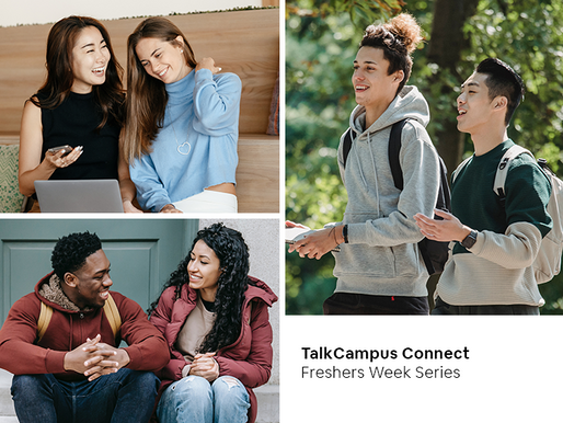 Freshers Week Series: Starting College or University? Read This First.
