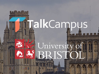 Celebrating one year of partnership between TalkCampus and the University of Bristol