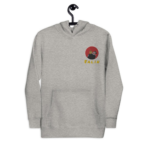 Embroidered  8alin Hoodie