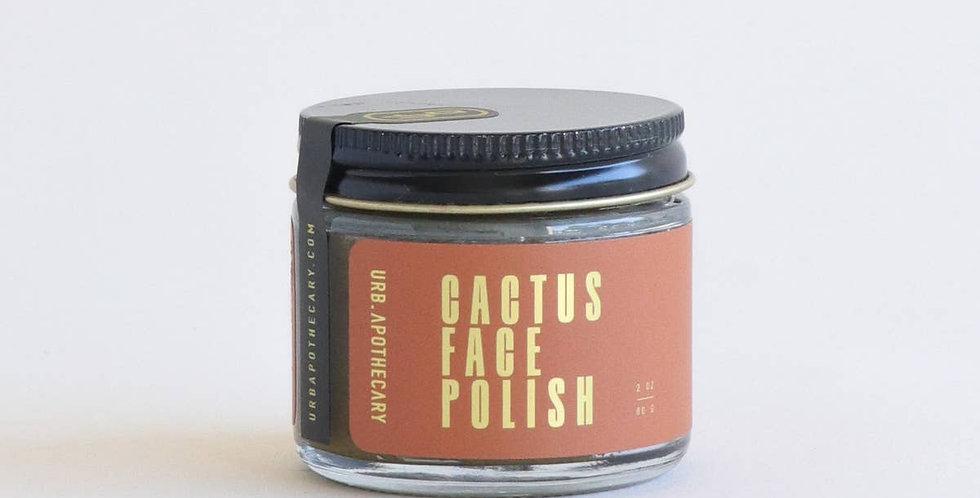 Cactus Face Polish