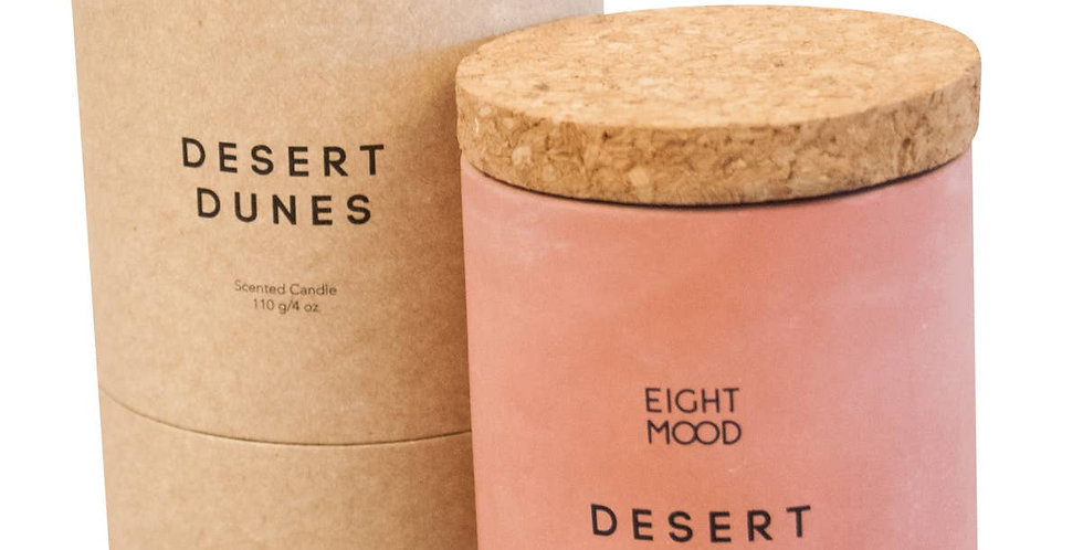 Desert Dunes Candle