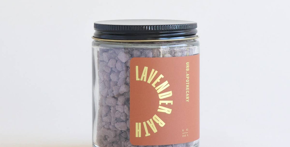 Bath Salt Jar