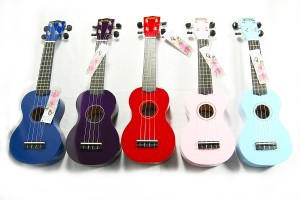 Ukulele- Give it a go!