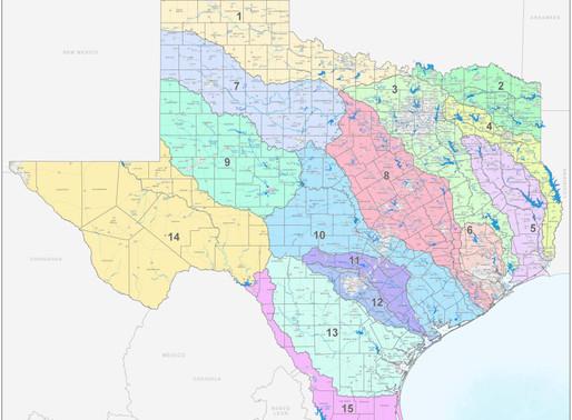 TWDB Designates Flood Planning Regions