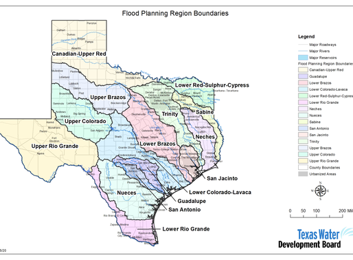 TWDB Flood Planning Update