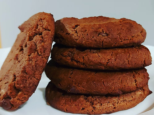 Chocolate Chip and Orange cookies - Pack of 12