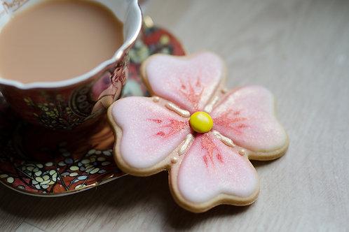 Large Flower Cookies - Pack of 3