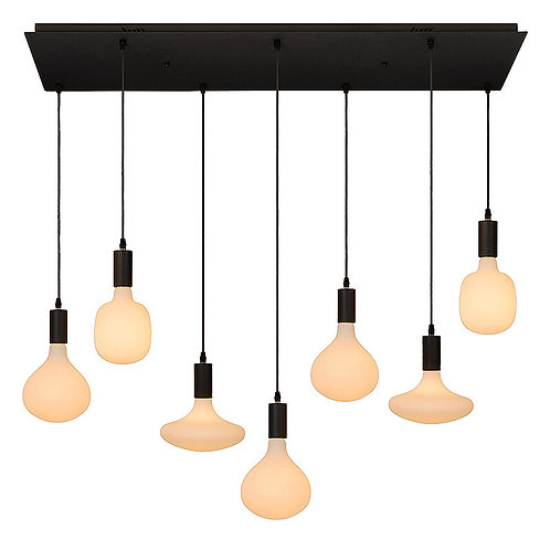 Hanglamp Hanoi incl. Arctic lichtbronnen