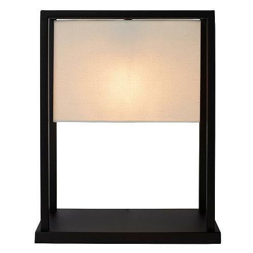 Tafellamp Poona   wit