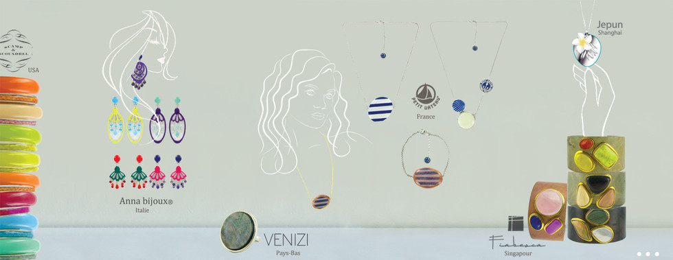 Design produit I Bijoux
