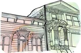 Architecture victorienne, SF