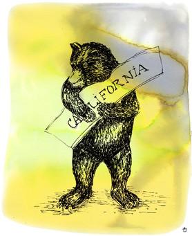 Grizzly, Californie