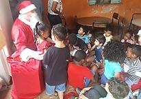 Linha do tempo - Natal no Morro da Cruz