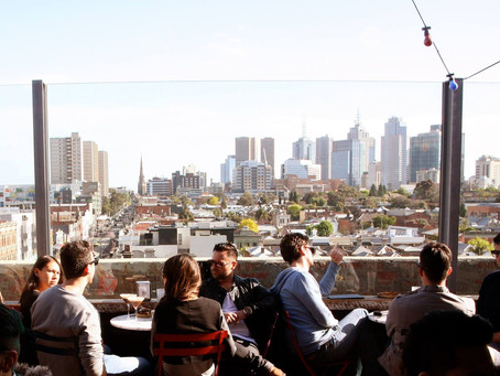 Top 6 rooftop bars in Melbourne you must visit