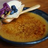 Rosemary & fig brulee-CHILL Restaurant Bar-Bell City Preston