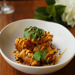Corn & zucchini fritter-CHILL Restaurant Bar-Bell City Preston