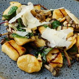 Potato gnocchi-CHILL Restaurant Bar-Bell City Preston