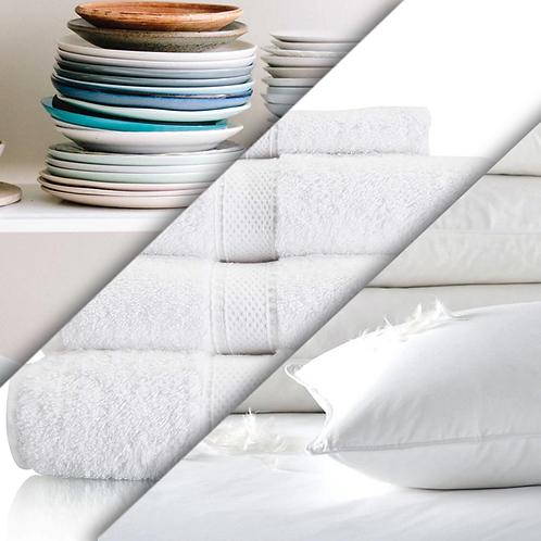 Bed + Bath + Dine
