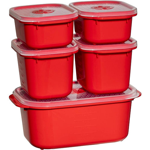 Containers Set - 5 Piece