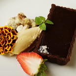 Chocolate tart-CHILL Restaurant Bar-Bell City Preston