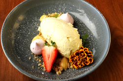 Unravelled cheesecake - site menu