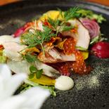 Tea smoked salmon-CHILL Restaurant Bar-Bell City Preston