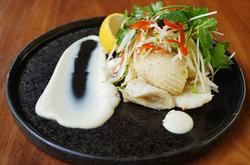 Salt & pepper squid - site menu