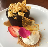 Sticky date pudding-CHILL Restaurant Bar-Bell City Preston