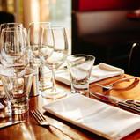 Table Set Up - Bell City Preston