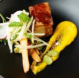Crisp pork belly-CHILL Restaurant Bar-Bell City Preston