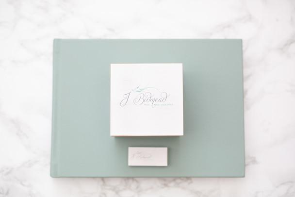 Our luxury vintage presentation boxes....