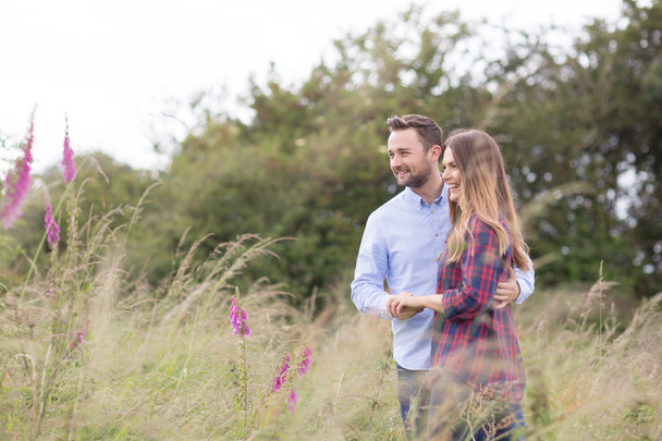 Lorna and Jon's Engagement Session