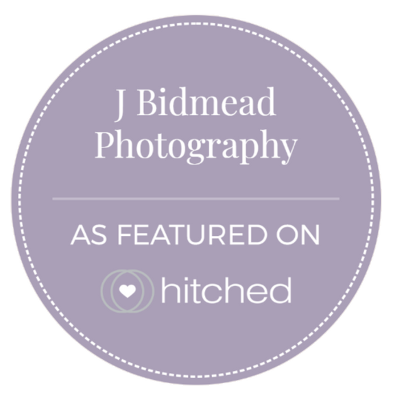 As featured on Hitched!