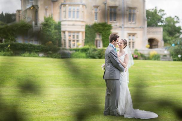 Laura and Mathew's Wedding Dumbleton Hall