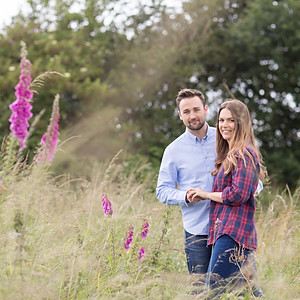 Lorna and Jonathan's Engagement Session
