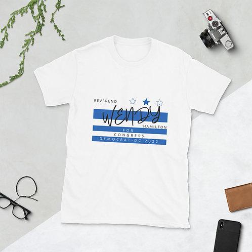 Rev. Wendy for Congress T-Shirt
