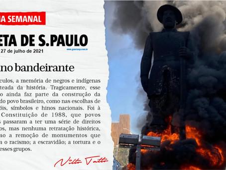 ARTIGO: FOGO NO BANDEIRANTE