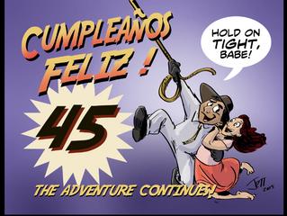 """Cumpleaños Feliz!"""