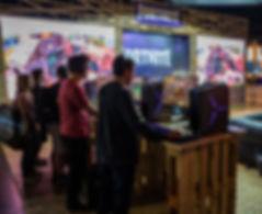 Fortnite Gamescon 2017 Sergey Galyonkin.