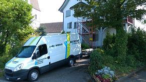 Umbau Pfarrhaus Freienbach
