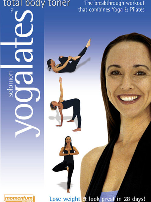 DVD 2 - Total Body Toner